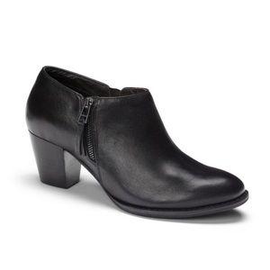 Vionic Orthaheel Taber Block Heel Booties